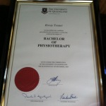 photo Kirsty degree